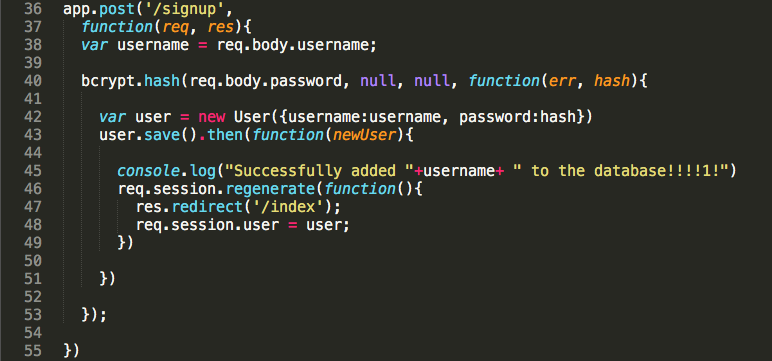 From There It Will Be Simple To Generate A Hash For Your Users Password And Other Information That You Want Protect In The Example Code Below