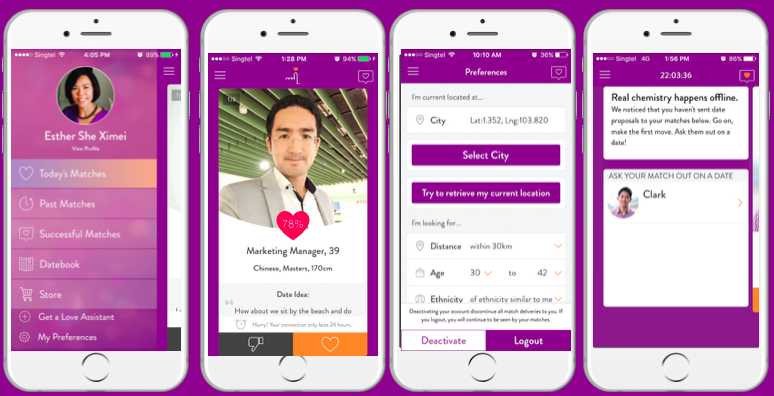 app for dating