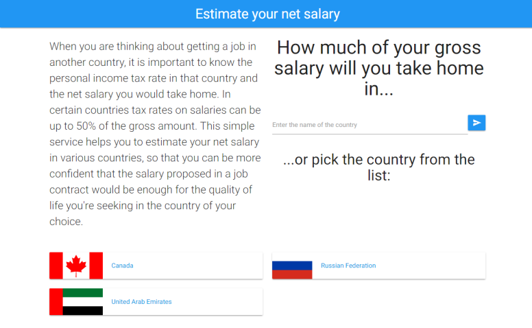 concept of the week net salary calculator for those thinking of