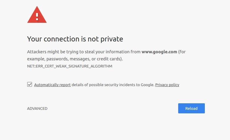 not private