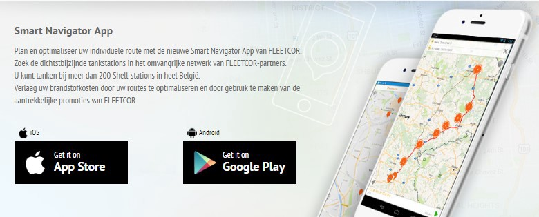 Smart navigator app from fleetcor for euroshell fuel card customers among fleetcors offerings are fleet cards food cards corporate lodging discount cards and other specialized payment services for businesses around the colourmoves