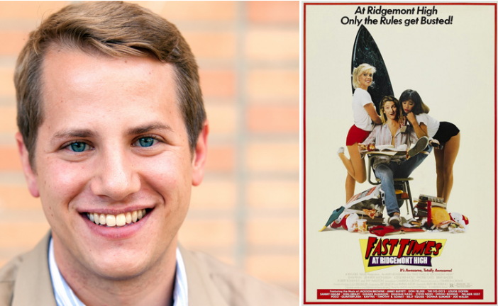 fast times at ridgemont high characters