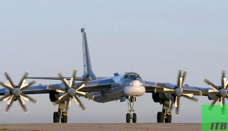 Russias Tupolev Tu 95 Aka Bear Is Old But Deadly