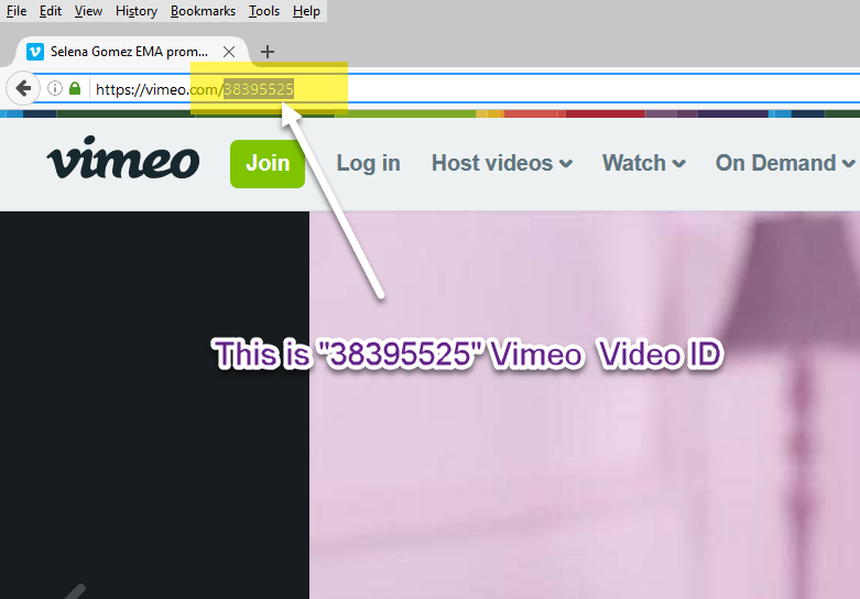 learn how to find your vimeo id streamvest it medium