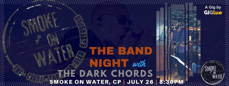 The Dark Chords Band Performed Live N Loud at Smoke On Water ...