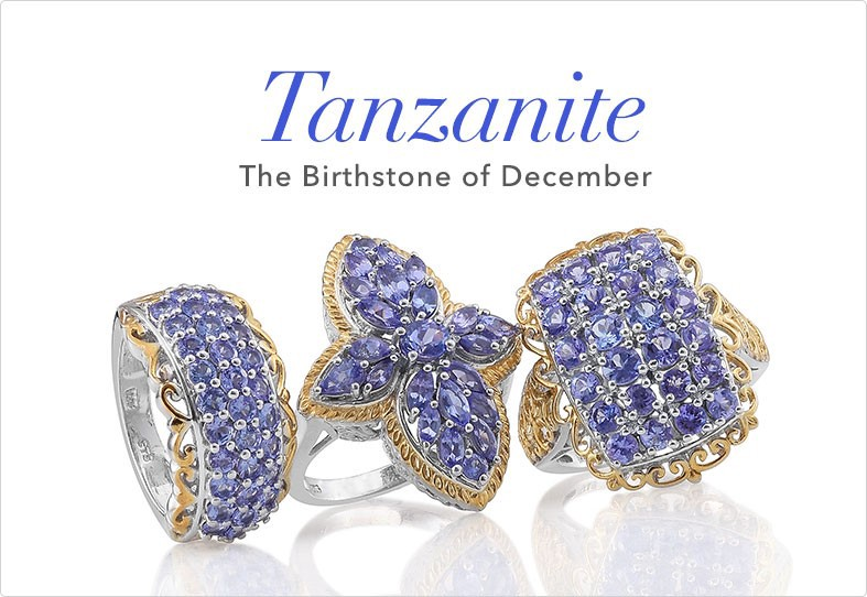 Fall In Love With Tanzanite A December Birthstone