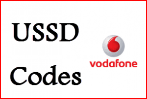 code to activate vodafone internet pack