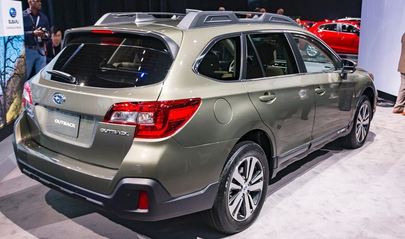 The 2019 Subaru Outback Is Right Now Due For Its Next Full Redesign At Some Point In 2018 Or