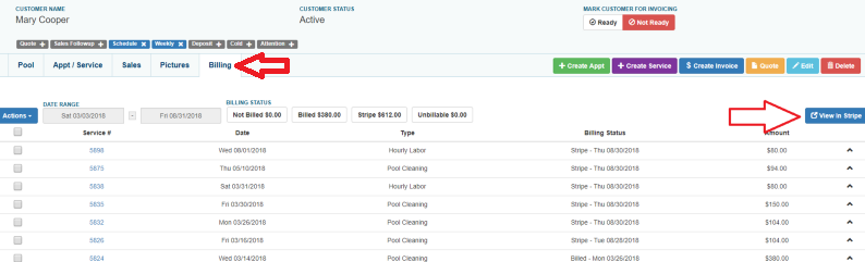 Capturing Payments In Stripe Pool Office Manager Medium - Open invoice customer service