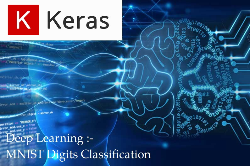 In This Article I Will Show You How To Develop A Deep Learning Classifier Using Keras Library Achieve 99 Accuracy On The MNIST Digits Database
