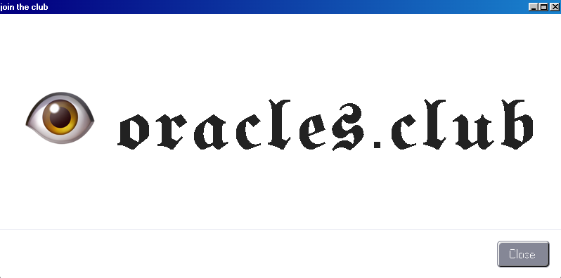 Introducing Oracles.Club
