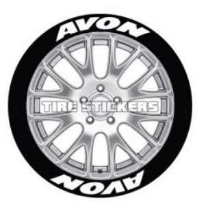 tire stickers has developed strong relationships with nearly every major tire manufacturer including dunlop falken toyo continental goodyear