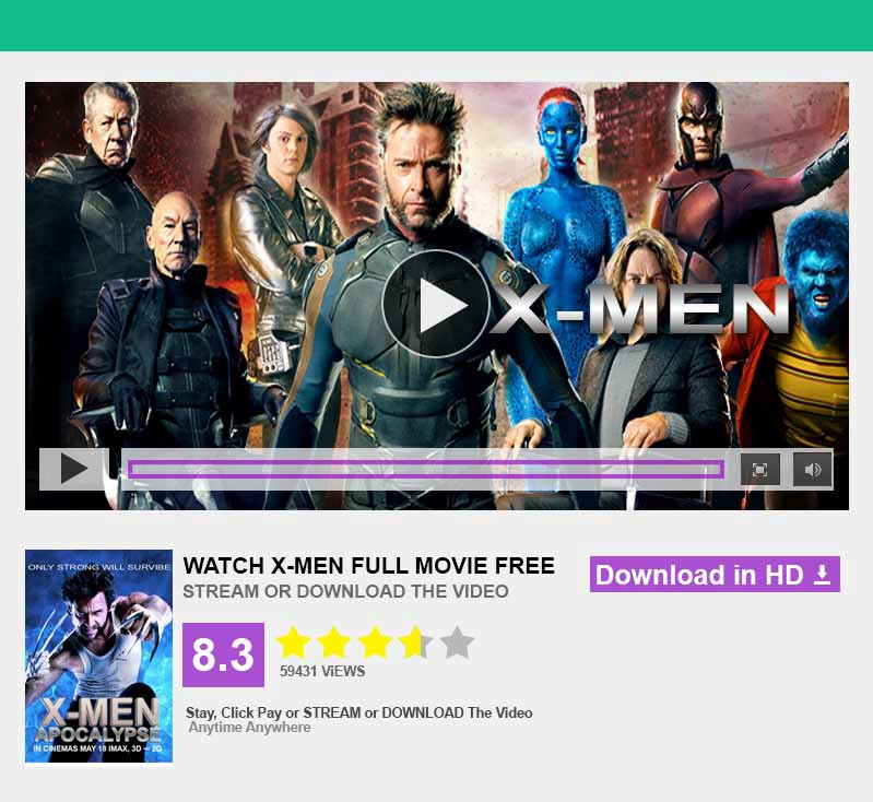 watch x men apocalypse hd full movie online streaming