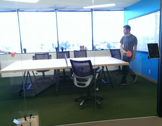How to Get Your Boss to Buy a Ping Pong Table For the Office