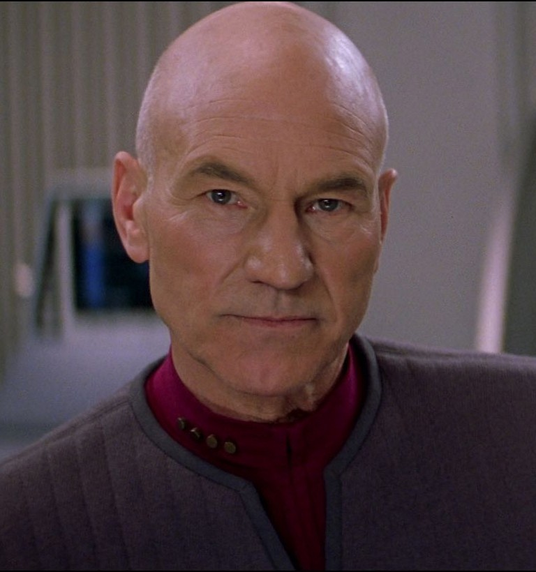 Captain's List — Jean Luc Picard #1701