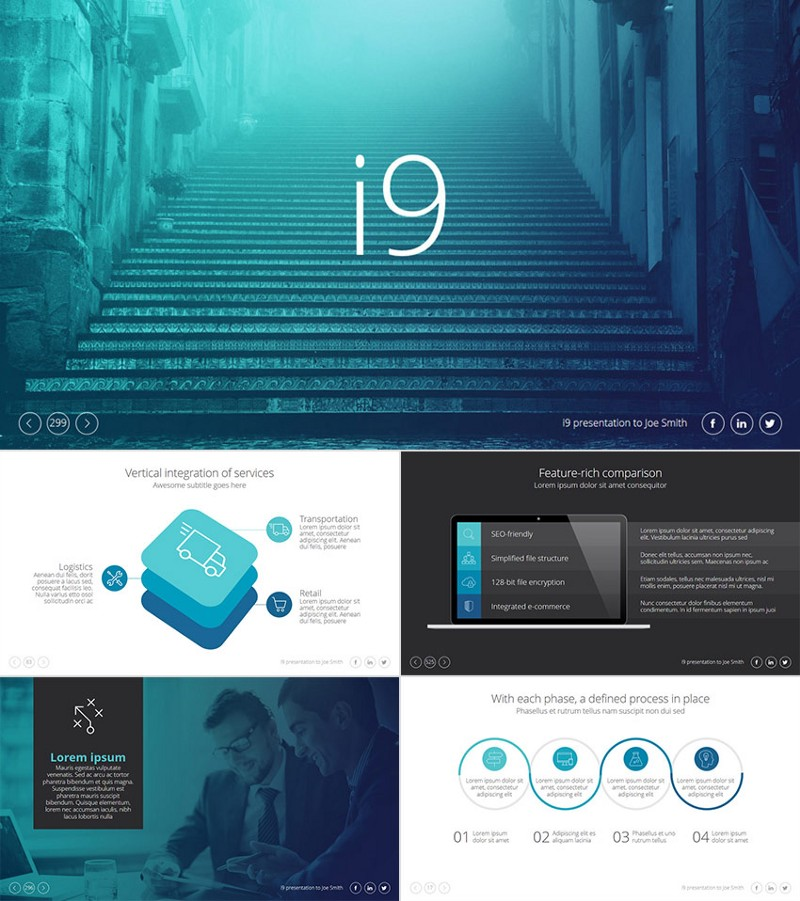 30 Creative Powerpoint Templates Ppt Slides To Present: 20+ Best PowerPoint Templates 2020