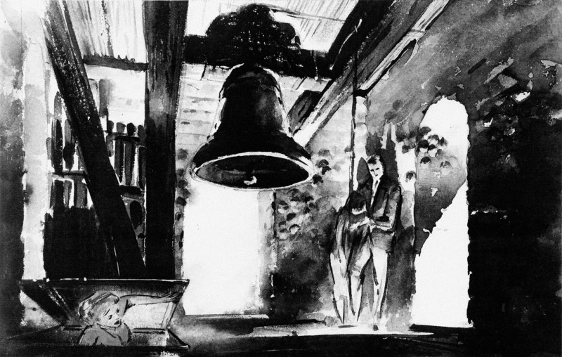 gallery drawings for a master storyboards from the