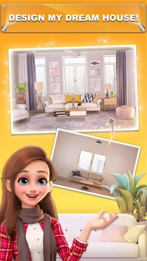 My Home Design Dreams V1 0 99 Mod Apk Unlimited Money Lives