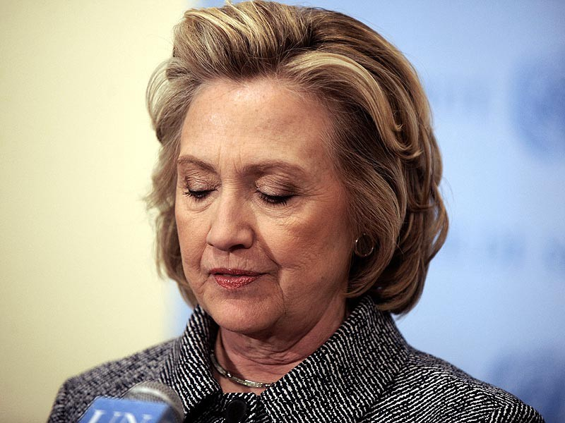 Hillary Clinton Says It's About 'Hard Choices' But Admits Many of ...