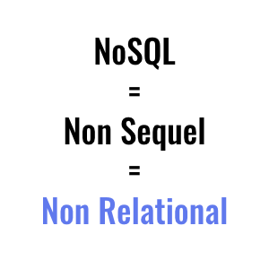 What The Non-Technical Entrepreneur Needs To Know About Tech - NoSQL
