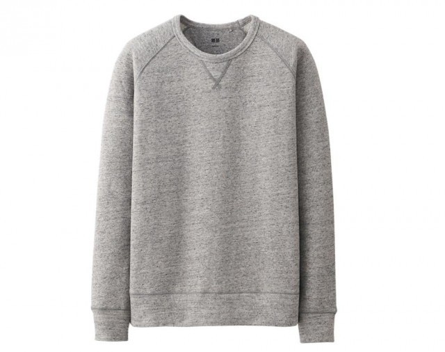 That One Gray Crewneck Sweatshirt – The Billfold