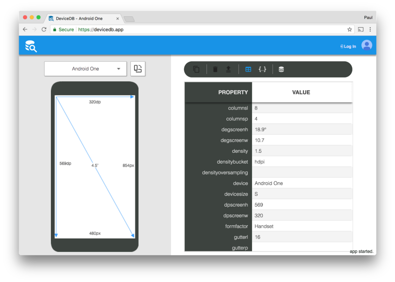 Flutter Studio, Version 2 - Hang In There