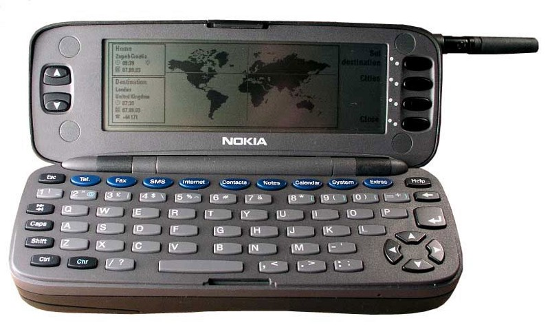 Image result for nokia 9000