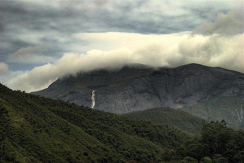 Anaimudi Peak is the highest point in India outside Himalayas