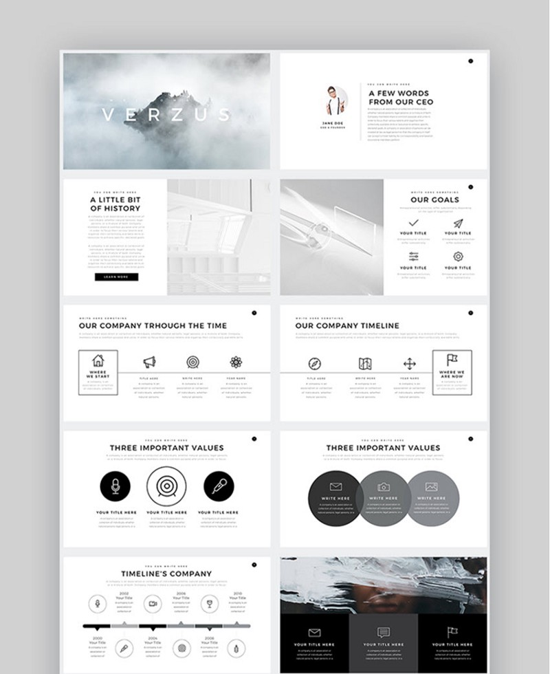 20 Best Google Slides Templates 2019 – Creative Touchs