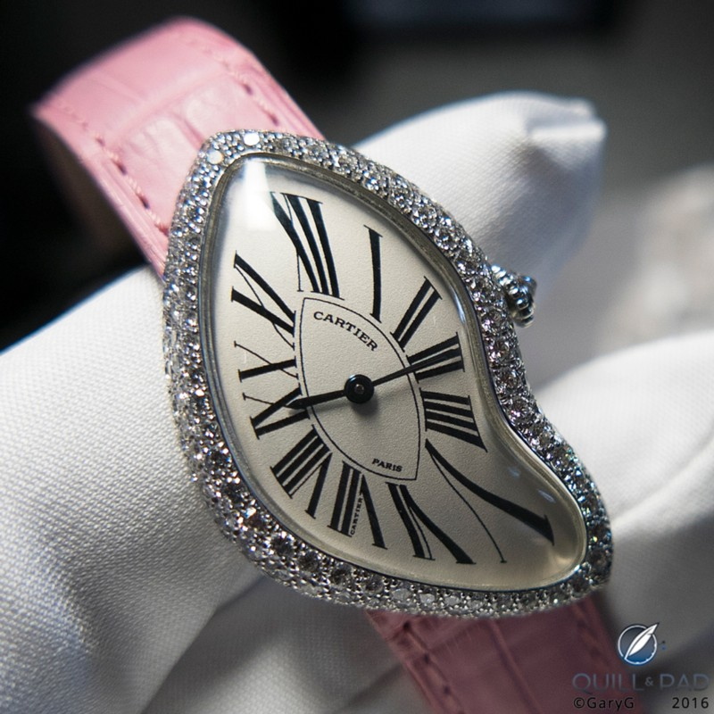 Cartier Crash at Phillips: Mrs GaryG would have loved this one