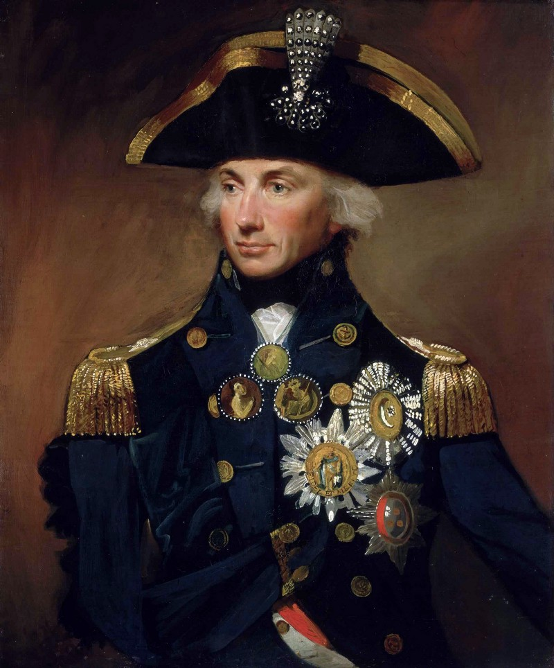 Captain's List — Horatio Nelson #1