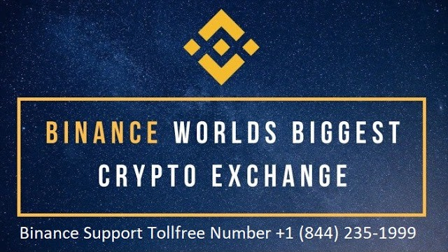 Binance Support Toll Free Number