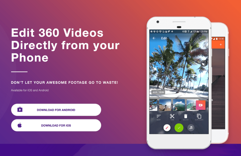 Top 12 VR/360 Video Editing Apps for You – Outsource IT