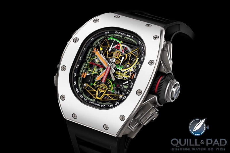 Richard Mille RM 50-02 Airbus ACJ Tourbilon Split-Seconds Chronograph