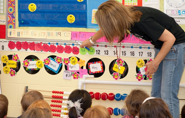 Here's How Not to Teach First-Grade Math – Pacific Standard