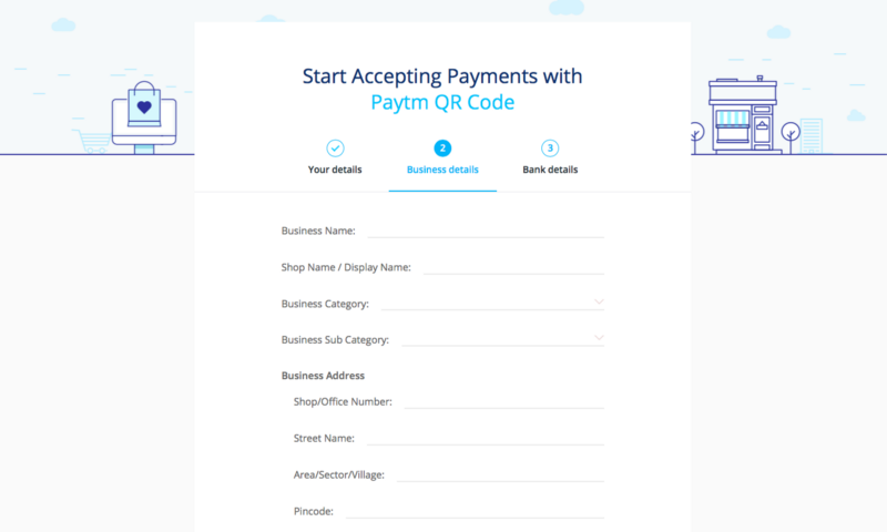 paytm merchant registration