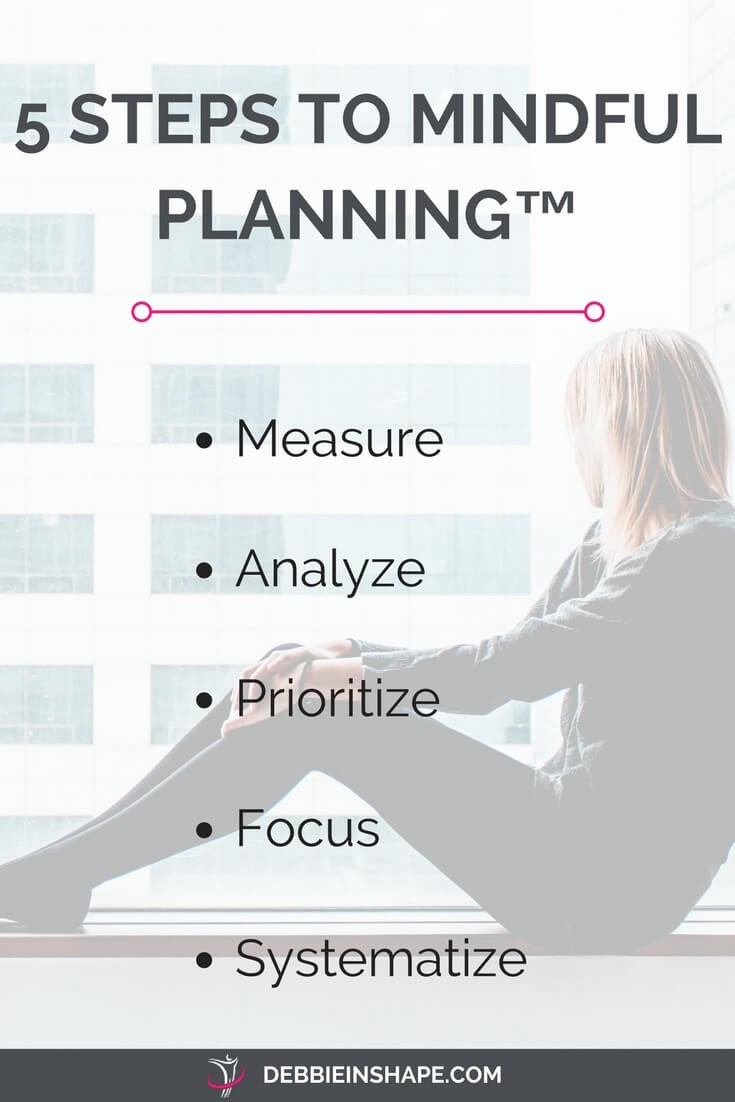 Discover how you can apply Mindful Planning™ to become more productive without added stress.
