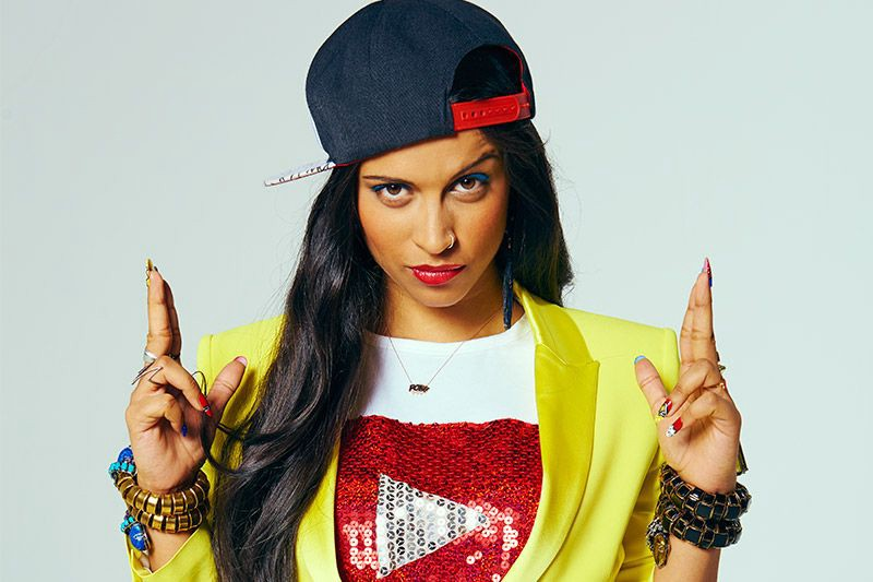 Image result for lilly singh first video
