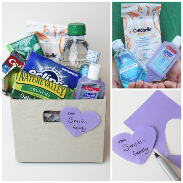 The Little Things Diy Nicu Parent Care Kit Amy Poehler