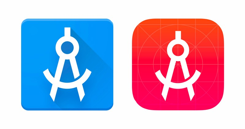 What's different when designing apps for iOS or Android