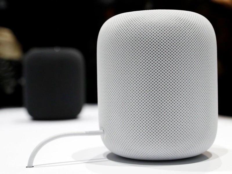 Apple's HomePod Speaker