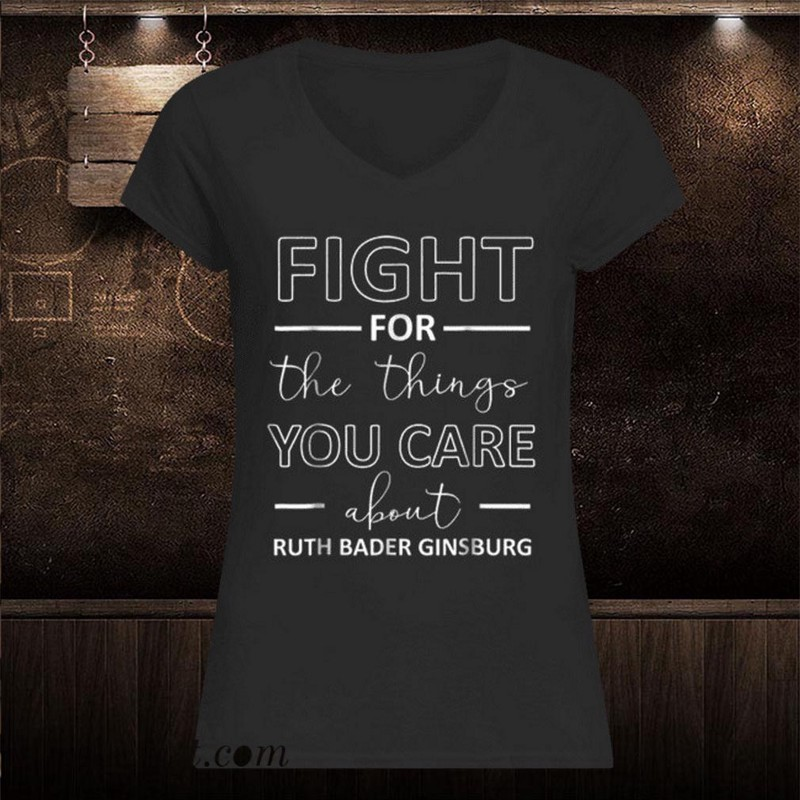 b6697bf8dee Notorious RBG Ruth Bader Ginsburg Quote Justice Fight For Women Right shirt,  Hoodie, Sweater, Ladie Tee, Vneck, Bellaflowy, Kids Shirt, Unisex and Tank  Top, ...