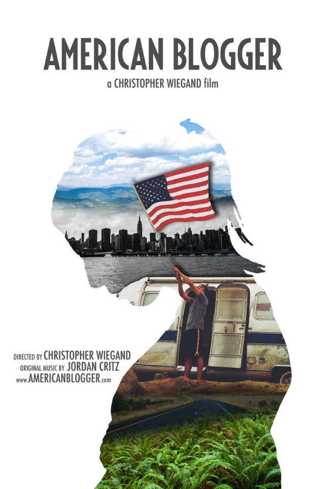 American Blogger Official Movie Poster