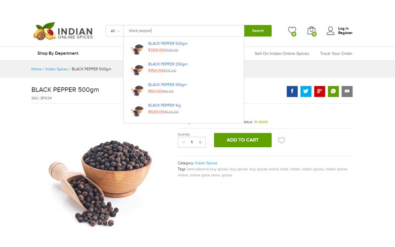 How to shop online safely and easily? - Indian Online Spices