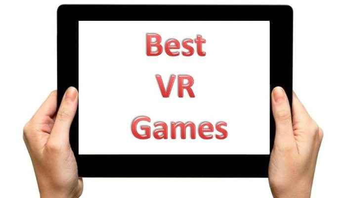 Best VR Games | VR Games for your Mobile, Computer and Headset