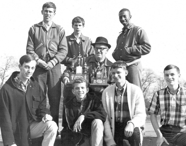 Vineland High School state championship cross country team of 1966