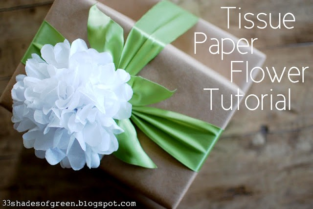 My diy wedding part 6 paper flower bouquets the lean ux way tissue paper hydrangea 33 shades of green the how have tissue paper laying around from gift giving that will do just fine fold cut rounded ends mightylinksfo