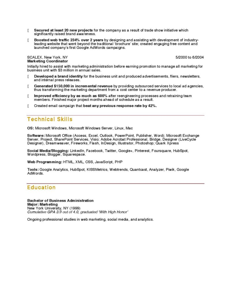 library media specialist resume sle