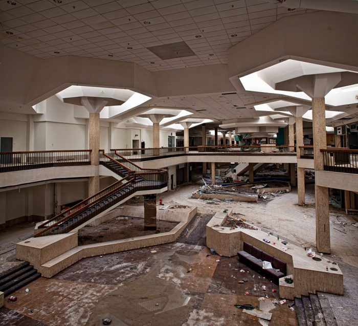 Randall Park Mall, Cleveland, OH