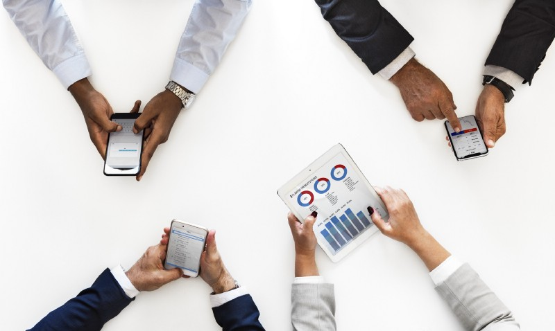 difficulties of a data driven sales team